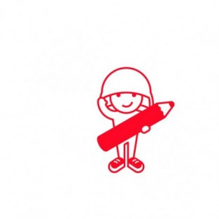 Новый лого The Red Pencil