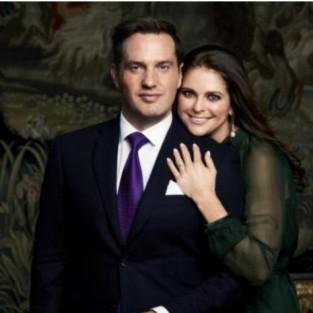 Шведская принцесса вышла замуж