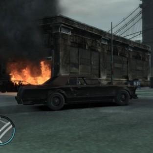 Таксопарк Романа Беллика в GTA IV